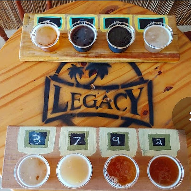 Legacy Caribbean Craft Brewery